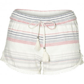 O'NEILL SHORTS DONNA LW JACQUARD LACE DETAIL BLUE AOP/ PINK-PURPLE