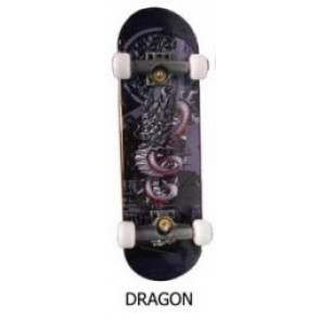 ACTION NOW FINGERBOARD DRAGON