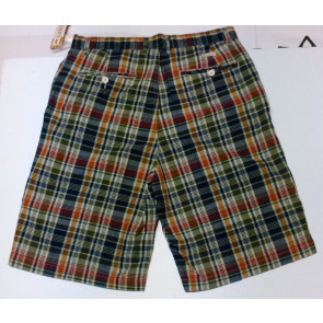 EZEKIEL SHORTS UOMO SQUARE RED