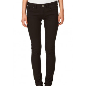 ELEMENT JEANS PANTALONI DONNA STICKER JET BLACK