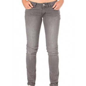 ELEMENT JEANS PANTALONI DONNA STICKER GREY
