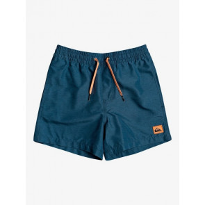 "QUIKSILVER BOARDSHORT BAMBINO EVERYDAY 13"" MAJOLICA BLUE"
