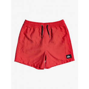 "QUIKSILVER BOARDSHORT BAMBINO EVERYDAY 13"" HIGH RISK RED"