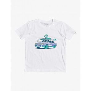 QUIKSILVER T-SHIRT BAMBINO RAD DIGITAL TIME