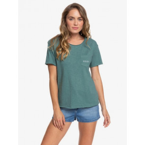 ROXY T-SHIRT DONNA STAR SOLAR NORTH ATLANTIC
