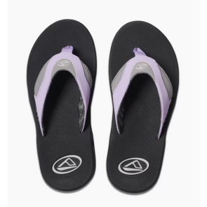REEF INFRADITO DONNA FANNING GREY PURPLE