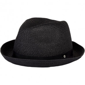 O'NEILL CAPPELLO BM FEDORA HAT BLACK OUT