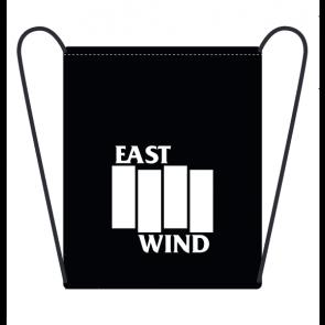 EAST WIND SACCA BLACK FLAG BLACK