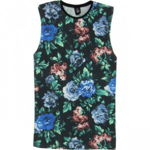 INSIGHT CANOTTA UOMO FLORAL MSCLE BLUE NOTE FLORAL