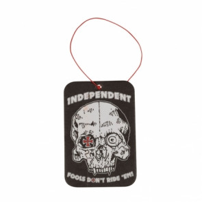 INDEPENDENT PROFUMATORE FOOLS DONT' AIR FRESHENER BLACK RED