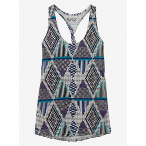 BURTON CANOTTA DONNA WB GRACELAND TANK MULLED GRAPE DE GEO