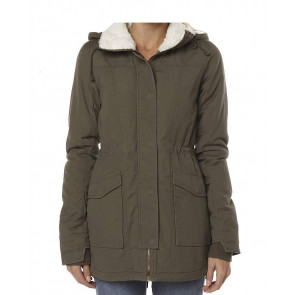 VOLCOM GIACCA DONNA FADED PARKA MIL