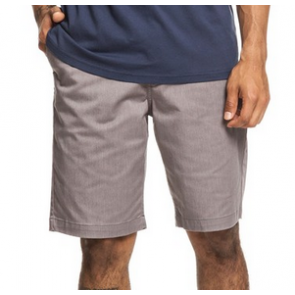 "DC SHORTS UOMO WORKER HEATHER 20.5""  GREY HEATHER"