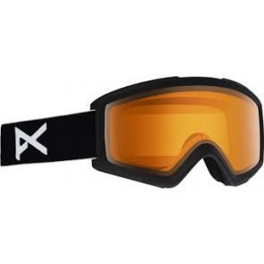 ANON MASCHERA SNOWBOARD HELIX 2.0 BLACK AMBER