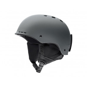SMITH CASCO UOMO HOLT MATTE CHARCOAL/ CHARBON MAT