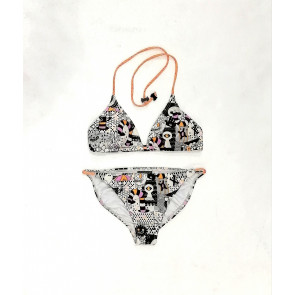 INSIGHT BIKINI DONNA CELESTIAL POP WHITE LIQUORICE