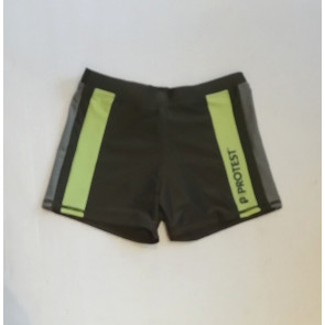 PROTEST SWIMTRUNK FOOTS GREEN CAMO