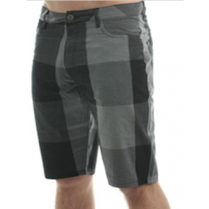ETNIES SHORTS UOMO FAST TIMES SHORT DARK GREY