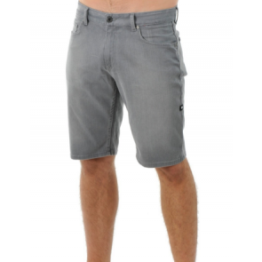 DC SHORTS UOMO NEWSOME DENIM SHORT GREY