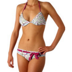 PROTEST BIKINI SAXBY B CUP GRAPE FABRIC