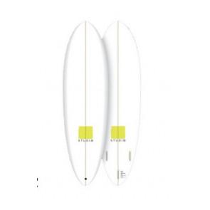 "STUDIO SURFBOARDS SHUTTER 7,6"""