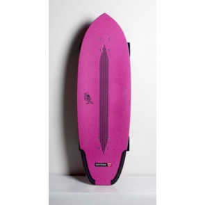 """OUTRIDE CRUISER SURF SKATE EASY RIDE PINK 32″ x 10 """""""""""