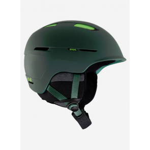 ANON CASCO UOMO INVERT DEER MOUNTAIN GREEN