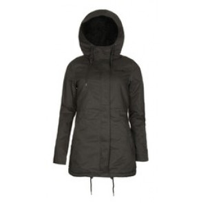 IRIEDAILY GIACCA DONNA ENGLEWOOD PARKA ANTHRACITE