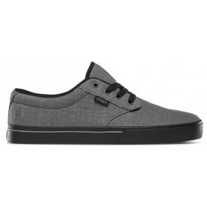 ETNIES SCARPE UOMO JAMESON 2 ECO DARK GREY BLACK