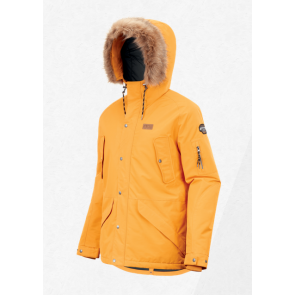PICTURE GIACCA SNOWBOARD UOMO KODIAK JACKET YELLOW