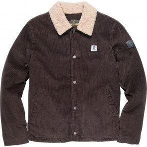 ELEMENT GIACCA UOMO MURRAY CORDUROY CHOCOLATE TORTE