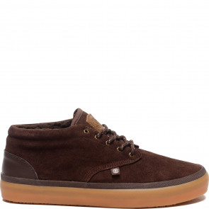 ELEMENT SCARPE UOMO PRESTON CHOCOLATE