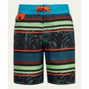 PROTEST BOARDSHORT BAMBINO LEON APPLE GREEN