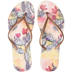 REEF INFRADITO DONNA ESCAPE LUX PRINTS CACTUS FLOWER