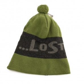 LOST BERRETTO BEANIE UOMO LOVEJOY GRASS