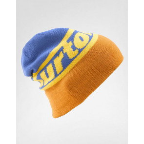 BURTON BERRETTO BEANIE MNS MARQUEE SAFETY ORANGE CYANIDE