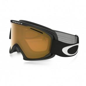 OAKLEY MASCHERA SNOWBOARD O-FRAME 2.0 XL MATTE BLACK PERSIMON