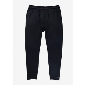 BURTON PANTALONE UOMO MB MIDWEIGHT BASE LAYER TRUE BLACK