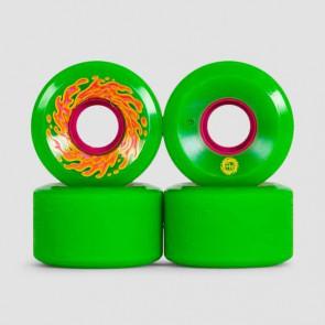OJ WHEELS RUOTE SKATE MINI OG SLIME GREEN PINK 54,5MM 78A