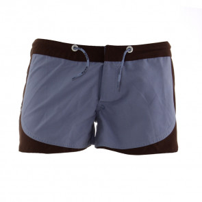 NIKITA BOARDSHORT DONNA TROGIR SURF TRUNK  LIGHT BLUE7BROWN