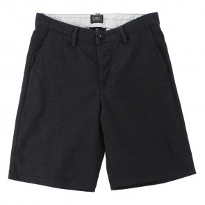 OBEY SHORTS UOMO WORKING MAN HEATHER BLACK