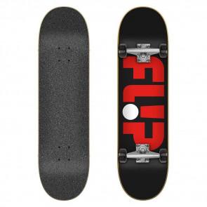 """FLIP SKATEBOARD COMPLETO ODYSSEY BLACK 8.25"""""""