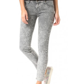 VOLCOM JEANS PANTALONI DONNA OILY SKINNY COLOUR ARC