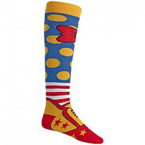 BURTON CALZE UOMO MB PARTY SOCK CLOWN SHOES