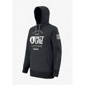 PICTURE GIACCA SNOWBOARD UOMO PARKER JKT BLACK