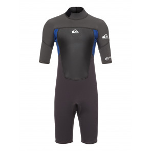 QUIKSILVER MUTA BAMBINO 2/2MM PROLOGUE JET BLACK/NITE BLU