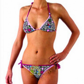 PROTEST BIKINI DONNA PETWORTH TRUE BLACK