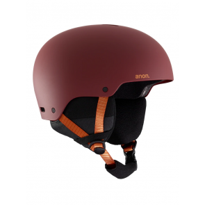 ANON CASCO UOMO RAIDER 3 DOA RED