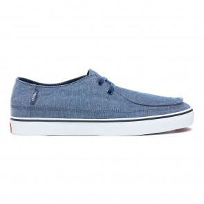 VANS SCARPE UOMO RATA VULC SF ( CHAMBRAY ) DRESS BLUES