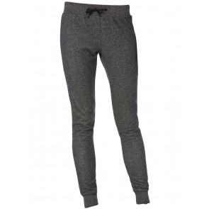 DC PANTALONI DONNA REBEL STAR BLACK HEATHER